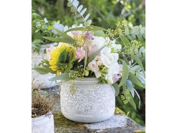 Blumentopf Übertopf 'Jardin'