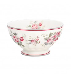 GreenGate French Bowl 'Elouise White'