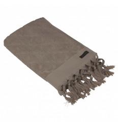 Handtuch 'Miah' 50 x 70 cm nougat