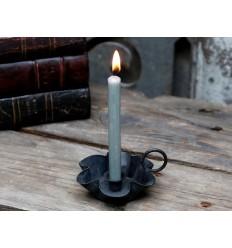 Chic Antique Kerzenhalter für Mini Stabkerzen schwarz