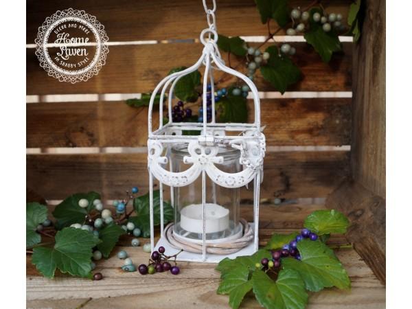 Teelichthalter 'Käfig'