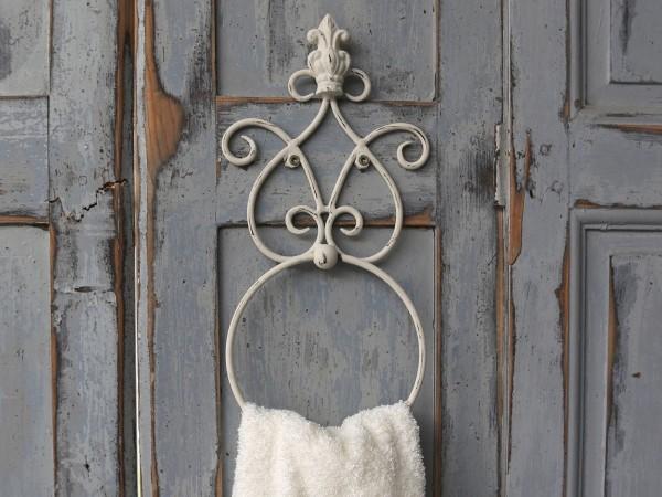 Handtuchhalter 'Krone'/B-Ware