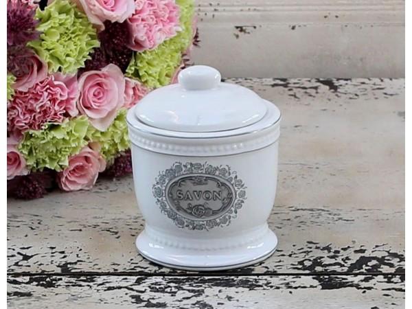 Chic Antique Aufbewahrungsbehälter 'Savon Rose'
