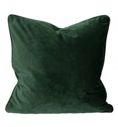 kissenbezug dunkelgrün