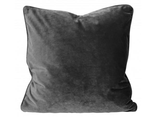 samt kissenbezug grau 011 kissenbez ge kissen https. Black Bedroom Furniture Sets. Home Design Ideas